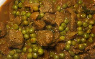 Typical Tunisian Dish called Market Jelbana